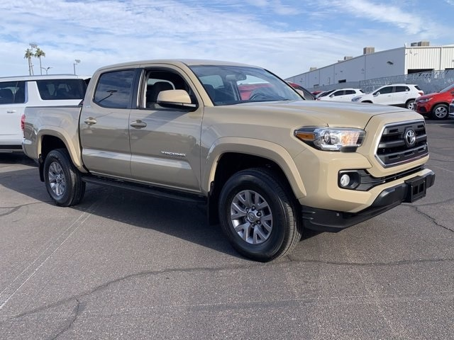 2016 Toyota Tacoma Double Cab 4x2, Pickup #P20441 - photo 3