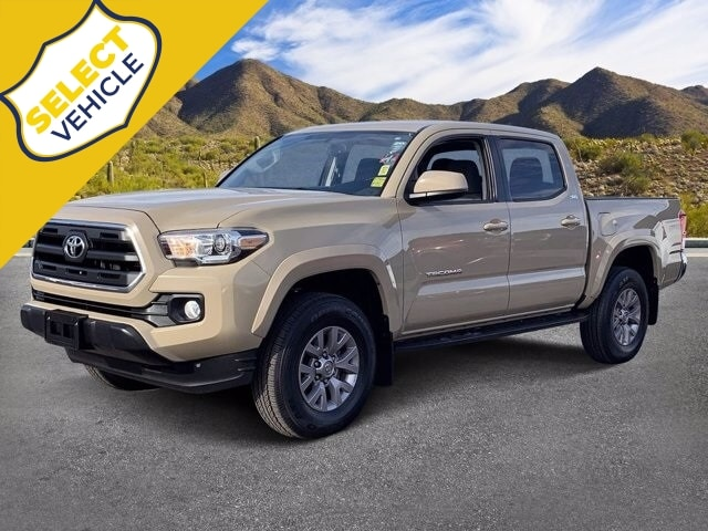 2016 Toyota Tacoma Double Cab 4x2, Pickup #P20441 - photo 1