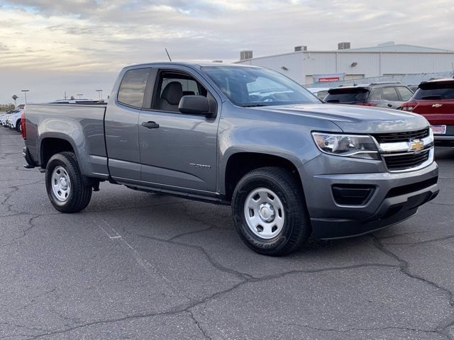 2019 Chevrolet Colorado Extended Cab 4x2, Pickup #P20487 - photo 3
