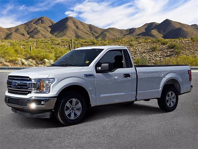 2019 Ford F-150 Regular Cab 4x2, Pickup #P20504 - photo 1