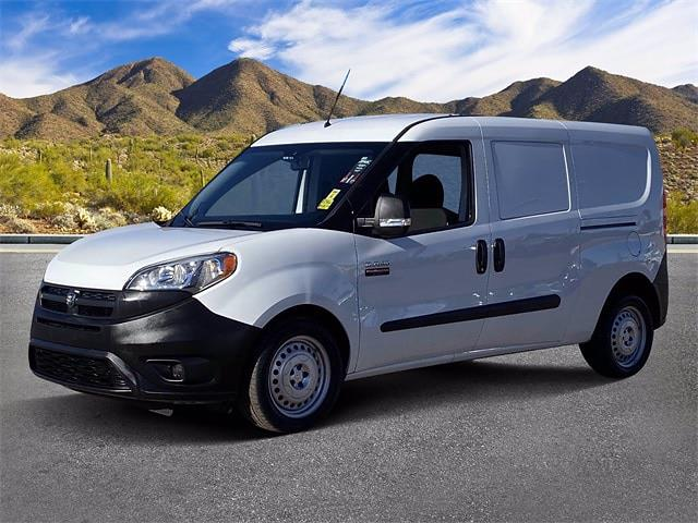2018 Ram ProMaster City FWD, Empty Cargo Van #P20521 - photo 1
