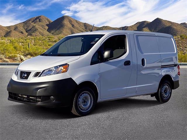 2019 Nissan NV200 FWD, Empty Cargo Van #P20529 - photo 1