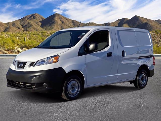 2019 Nissan NV200 FWD, Empty Cargo Van #P20529 - photo 1