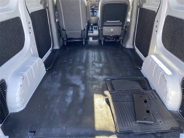 2019 Nissan NV200 FWD, Empty Cargo Van #P20529 - photo 2