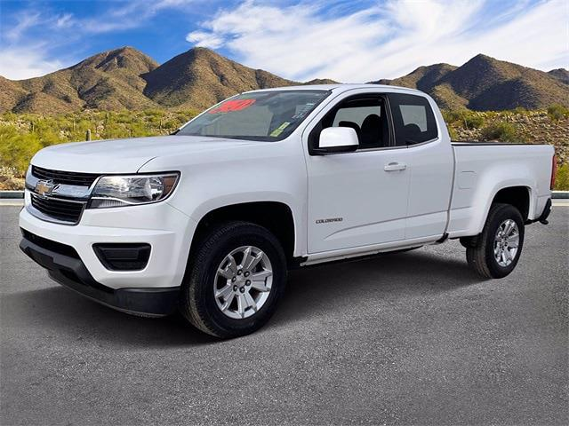 2018 Chevrolet Colorado Extended Cab 4x2, Pickup #P20566 - photo 1