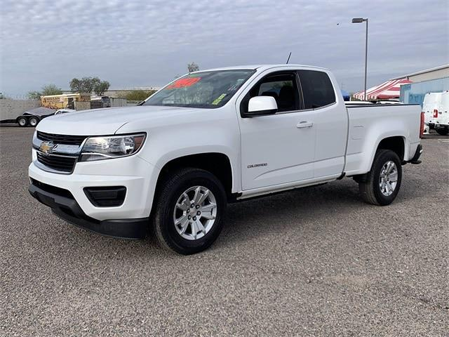 2018 Chevrolet Colorado Extended Cab 4x2, Pickup #P20566 - photo 3