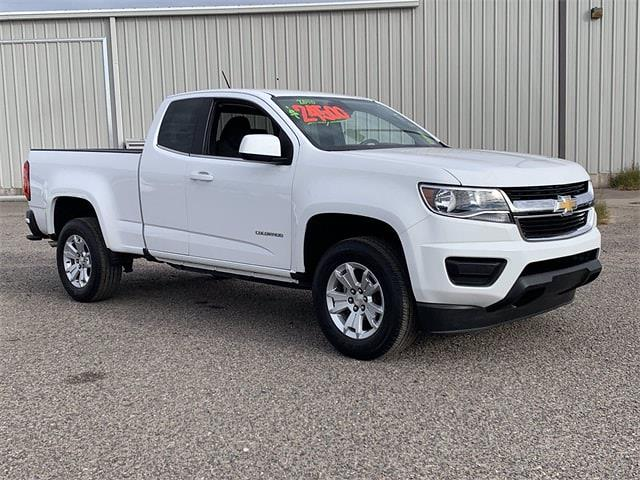2018 Chevrolet Colorado Extended Cab 4x2, Pickup #P20566 - photo 4