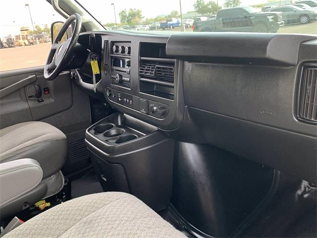 2020 Chevrolet Express 2500 4x2, Empty Cargo Van #P20636 - photo 13