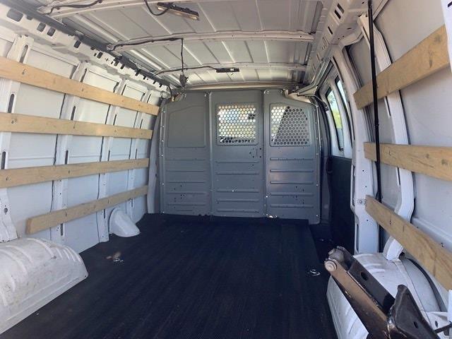 2018 GMC Savana 2500 4x2, Empty Cargo Van #P20790 - photo 1
