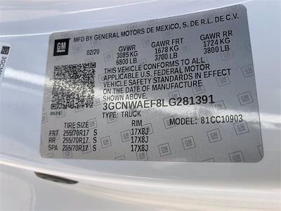 2020 Chevrolet Silverado 1500 Regular Cab 4x2, Pickup #P20791 - photo 21