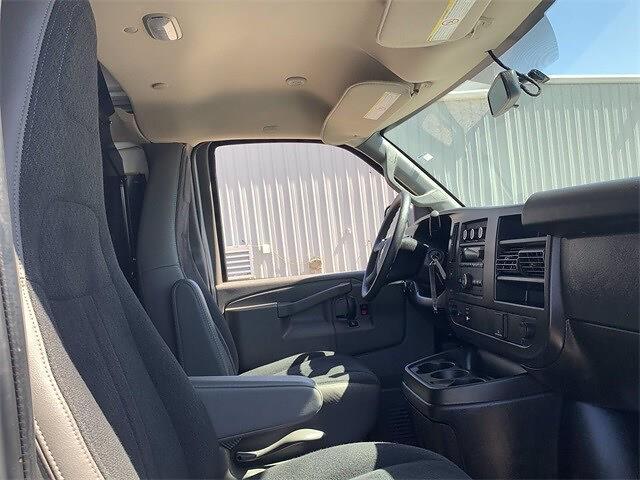 2020 Chevrolet Express 2500 4x2, Empty Cargo Van #P20829 - photo 14