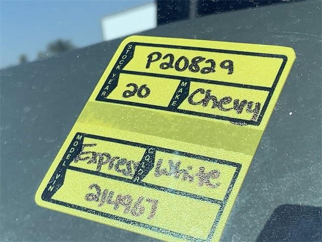 2020 Chevrolet Express 2500 4x2, Empty Cargo Van #P20829 - photo 25