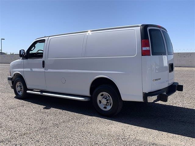2020 Chevrolet Express 2500 4x2, Empty Cargo Van #P20829 - photo 8