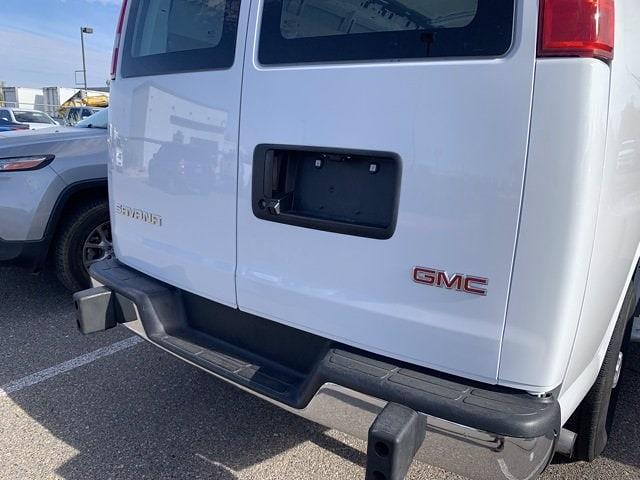 2020 GMC Savana 2500 4x2, Empty Cargo Van #P20844 - photo 8