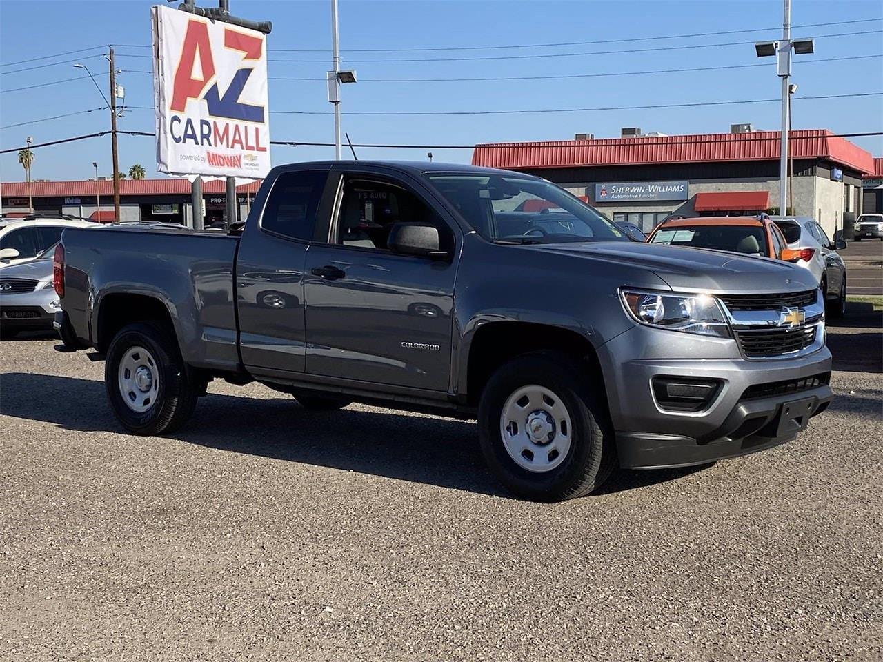 2018 Colorado Extended Cab 4x2,  Pickup #P21008 - photo 4