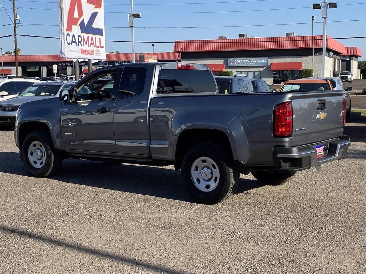 2018 Colorado Extended Cab 4x2,  Pickup #P21008 - photo 6