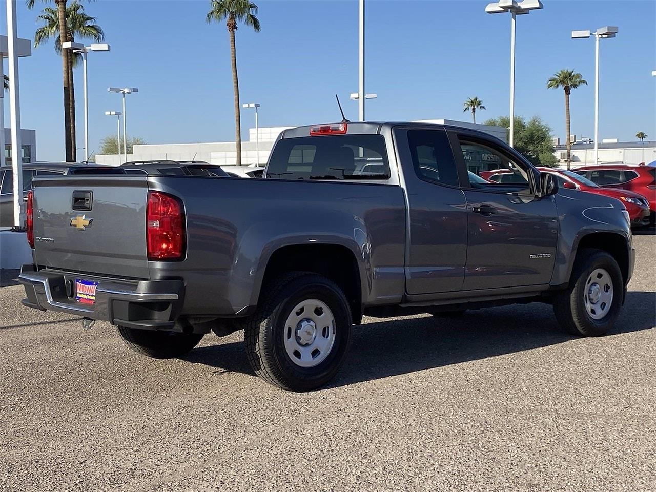 2018 Colorado Extended Cab 4x2,  Pickup #P21008 - photo 2