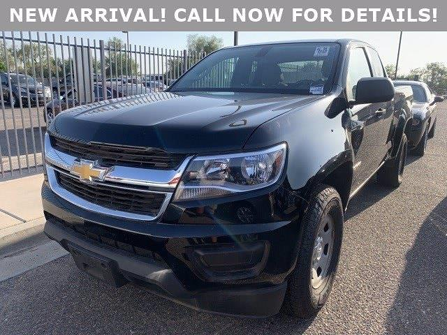 2019 Colorado Extended Cab 4x2,  Pickup #P21009 - photo 1