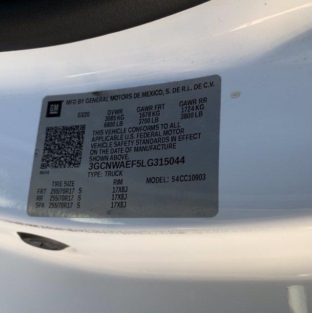 2020 Silverado 1500 Regular Cab 4x2,  Pickup #P21022 - photo 11