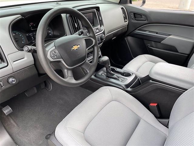 2021 Chevrolet Colorado Crew Cab 4x2, Pickup #SC177971 - photo 22