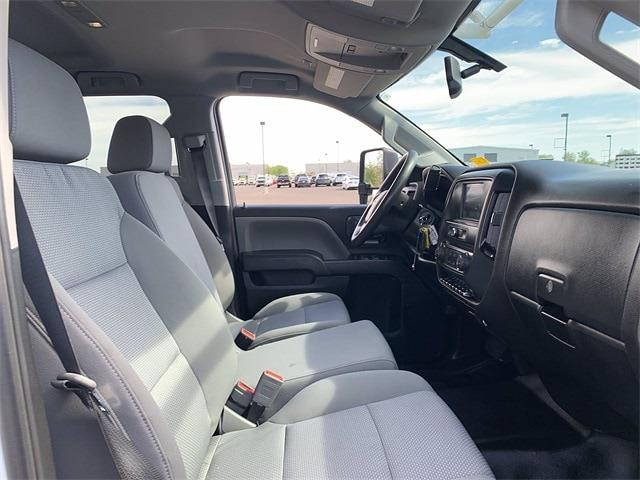 2019 Chevrolet Silverado 2500 Double Cab 4x2, Service Body #SC196897 - photo 11