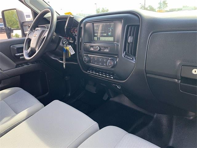 2019 Chevrolet Silverado 2500 Double Cab 4x2, Service Body #SC196897 - photo 12