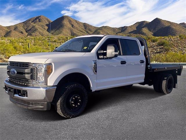 2017 Ford F-350 Crew Cab DRW 4x4, Platform Body #SC200804 - photo 1