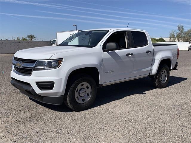 2018 Chevrolet Colorado Crew Cab 4x2, Pickup #SC282283 - photo 4