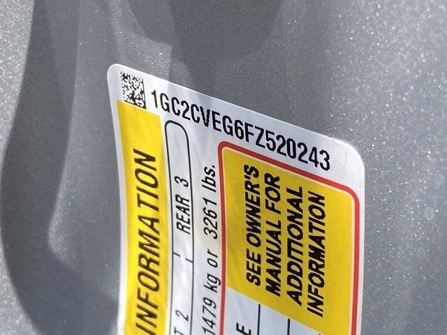 2015 Chevrolet Silverado 2500 Double Cab 4x2, Pickup #SC567442 - photo 11