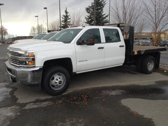 new 2015 chevrolet silverado 3500 crew cab platform body for sale. Cars Review. Best American Auto & Cars Review