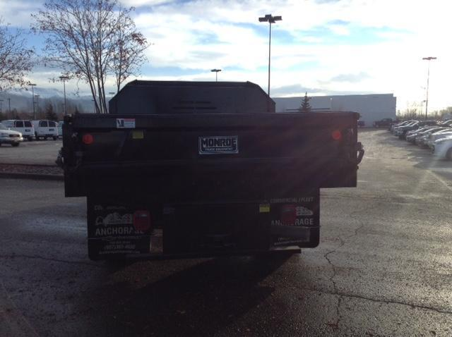 2015 Silverado 3500 Regular Cab 4x4, Monroe Dump Body #FF654814 - photo 6