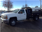 2015 Silverado 3500 Regular Cab 4x4, Monroe Dump Body #FF654814 - photo 1