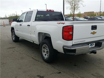 2017 Silverado 1500 Crew Cab 4x4 Pickup #HF125239 - photo 2