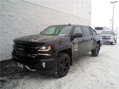 2017 Silverado 1500 Crew Cab 4x4 Pickup #HG259875 - photo 1