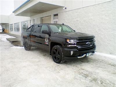 2017 Silverado 1500 Crew Cab 4x4 Pickup #HG259875 - photo 5