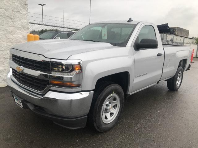 2017 Silverado 1500 Regular Cab 4x4 Pickup #HZ365456 - photo 1