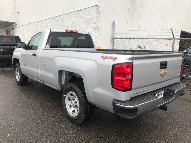 2017 Silverado 1500 Regular Cab 4x4 Pickup #HZ365456 - photo 2