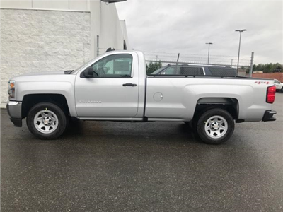 2017 Silverado 1500 Regular Cab 4x4 Pickup #HZ365456 - photo 4