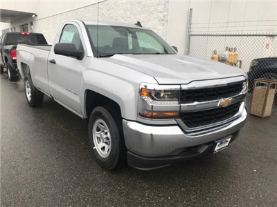 2017 Silverado 1500 Regular Cab 4x4 Pickup #HZ365456 - photo 8