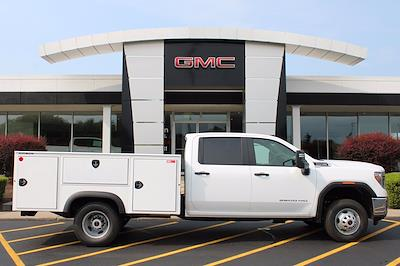 2020 GMC Sierra 3500 Crew Cab 4x2, Duramag Service Body #P20-994 - photo 6