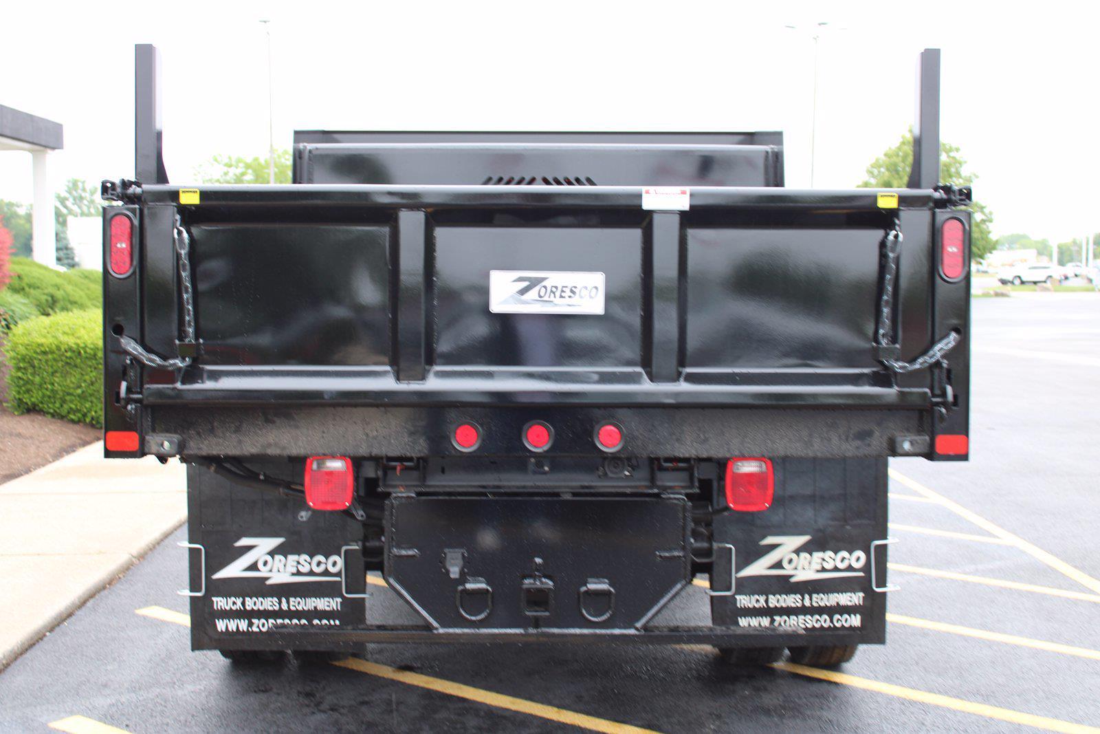 2021 GMC Sierra 3500 Regular Cab 4x4, Dump Body #P21-1003 - photo 5