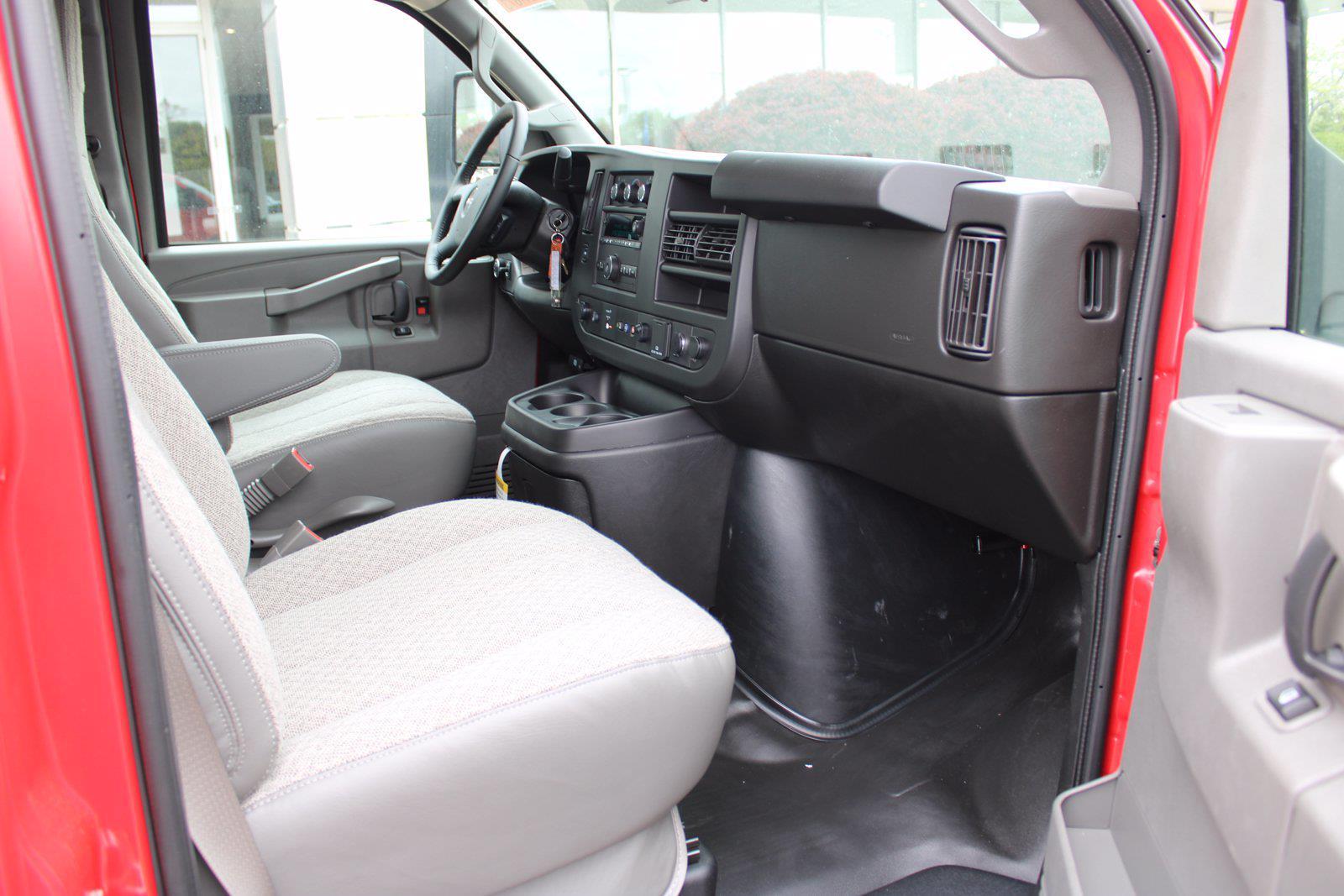 2021 GMC Savana 3500 4x2, Knapheide KUV Service Utility Van #P21-673 - photo 15