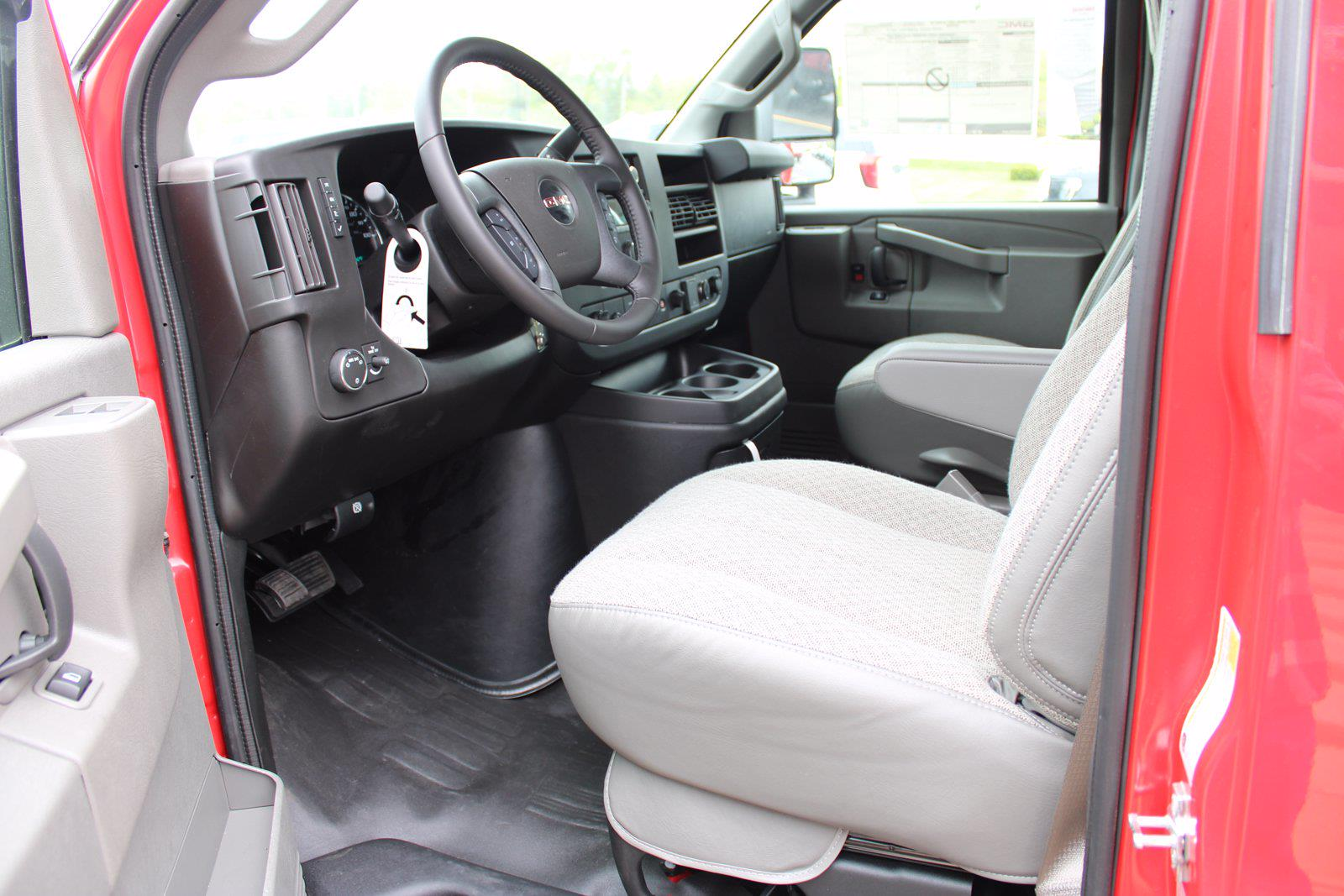 2021 GMC Savana 3500 4x2, Knapheide KUV Service Utility Van #P21-673 - photo 9