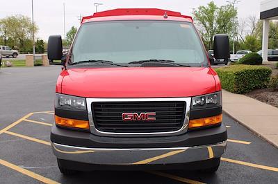 2021 GMC Savana 3500 4x2, Knapheide KUV Service Utility Van #P21-673 - photo 4