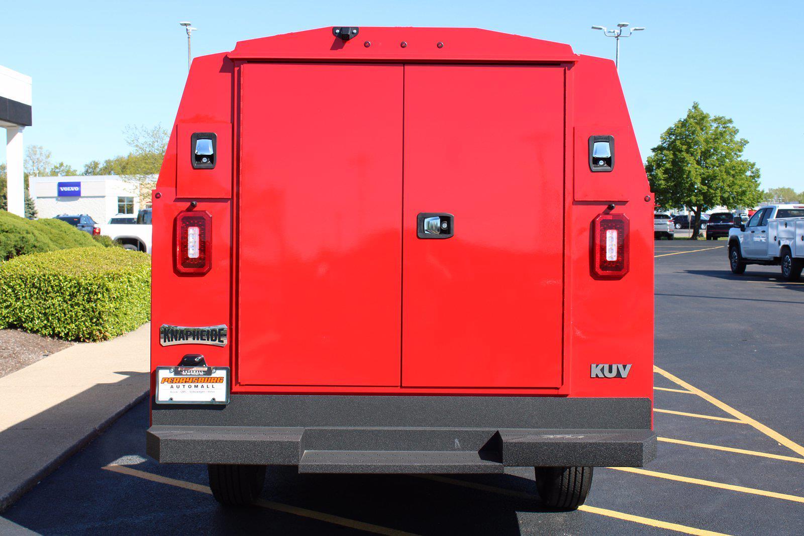 2021 GMC Savana 3500 4x2, Knapheide KUV Service Utility Van #P21-958 - photo 5