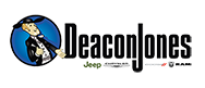 Deacon Jones Chrysler Dodge Jeep logo