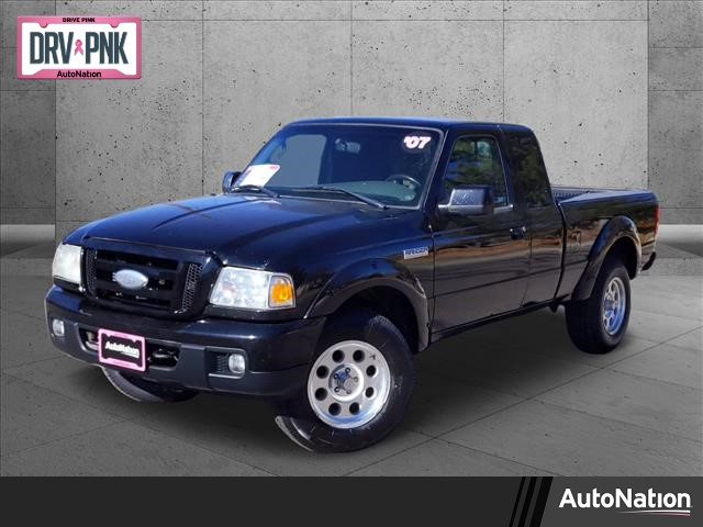 2007 Ford Ranger Super Cab 4x4, Pickup #7PA42261 - photo 1