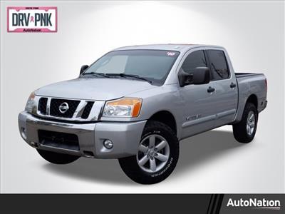 2010 Nissan Titan 4x4, Pickup #AN317171 - photo 1