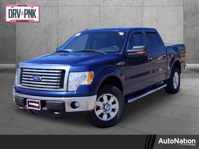 2011 Ford F-150 Super Cab 4x4, Pickup #BFA13115 - photo 1