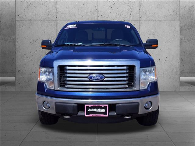 2011 Ford F-150 Super Cab 4x4, Pickup #BFA13115 - photo 3